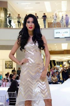 Krysthelle Barretto Panama Fashion Model Krystylos @krystylos - Jaime Luna pasarela runway Fashion show AltaModa AltaPlaza - Photo: Revista Avanti