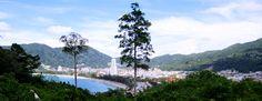 Patong Beach, Phuket, Thailand. Aerial view .Island-Info-Samui-tours