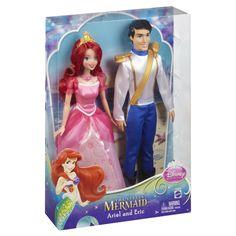 Disney Princess Ariel and Eric 2014 $18.50