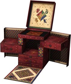 Reveal the exciting features of the Harry Potter Wizard's Collection box