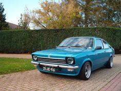 Show me: Vauxhall Chevette/Opel Kadett   Retro Rides