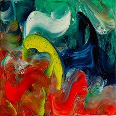 tssbnchn:  Tássia Bianchini, Untitled- 2014 [Oil on canvas 40 x 40cm] Website|Tumblr|FB|Instagram