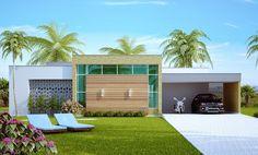 111 – modelos de casas – fachada uberlandia – front