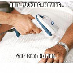 Night Shift Humor, Night Shift Nurse, Rn Humor, Nurse Humor, Memes Humor, Funny Humor, Funny Stuff, Random Stuff
