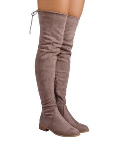 Sandiago - Taupe Semi Casual, Casual Looks, Winter Looks, Taupe, Female, Luxury, Chic, Boots, Gender