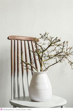 2017 interior color trends by Flexa Home Interior, Interior Styling, Interior And Exterior, Interior Decorating, Interior Design, Wabi Sabi, Dipped Furniture, Painted Furniture, Ideas Hogar
