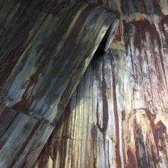 A Street Prints Patina metal panel wallpaper 2540-24063