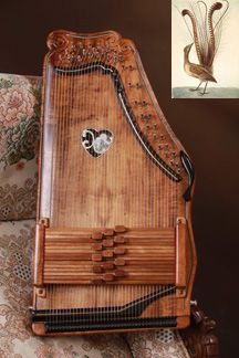 Ray Choi's *The Lyrebird* is one of the most beautiful 'harps I have seen!!!  It's at the top of my *I want this* list!