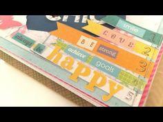 #solocosasbonitas.  Episodio 6: Always be happy. Lifebök page