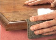 How to get a super smooth poly finish on wood surfaces