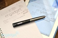 Remembers what you write. Livescribe Sky WiFi Smartpen #Technology