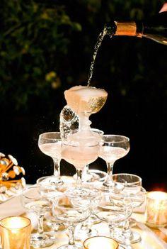Fun Decor Details | Art Deco / Great Gatsby Wedding Inspiration | Arizona Wedding Planners | See More at www.letsmakeitmine.com/blog