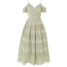 Topshop Petite Laser Cut Bardot Dress (25.570 HUF) ❤ liked on Polyvore featuring dresses, topshop, laser cut dress, petite white dresses, white dress, petite dresses and topshop dresses