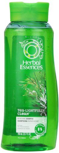 Herbal Essences Tea-Lightfully Clean Refreshing Shampoo 2...