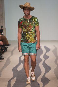 Nuno Gama Ready To Wear Spring Summer 2015 Lisbon - NOWFASHION