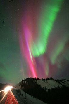 Arctic Street Lighting by David Cartier, via Flickr