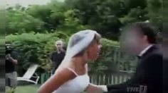 Cheater Gets Confronted At His Own Wedding! This Is Painfully Embarrassing!  via MarlonWayans.tv