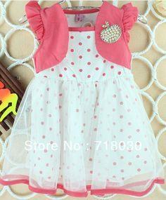 Trending Simple Frock Design for Girls - Kurti Blouse Little Girl Outfits, Little Girl Dresses, Kids Outfits, Kids Frocks, Frocks For Girls, Baby Girl Dresses, Baby Dress, Simple Frock Design, Simple Frocks