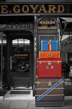 Goyard - Malletier - Paris 1er