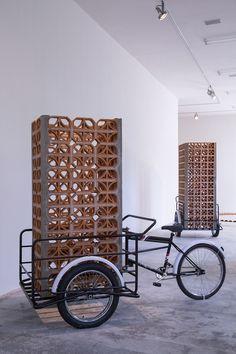 """Héctor Zamora """"Protogeometries, Essay on the Anexact"""" at LABOR, Mexico City"""