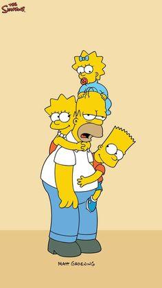 the simpsons wallpaper Simpson Wallpaper Iphone, Cartoon Wallpaper Iphone, Cute Wallpaper Backgrounds, Cute Cartoon Wallpapers, Disney Wallpaper, Simpsons Drawings, Simpsons Art, Digital Foto, Simpsons Characters