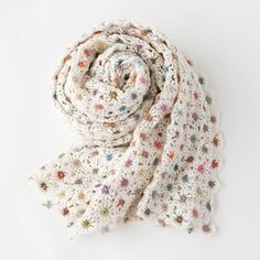 Sophie Digard 2013SS NITRO LINEN SCARF