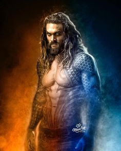 Someone should declare next November 17 as a worldwide holiday… Have you seen the new trailer? #Alii #JasonMomoa #Aquaman #ArthurCurry #JusticeLeague #DCComics #DCEU #PrideOfGypsies #Photoshop #Mauloabook #UnderwaterBadass #ICantWait #Eeepic!!