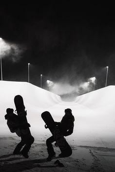 Kelly Clark & @spencerobrien  at Suzuki Nine Queens 2015, Photo: Mariell Vikkisk
