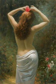 Romantic Realist Figurative painter-