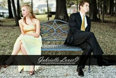 Image result for prom photography with a bench