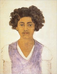 Frida Kahlo · Self Portrait · 1922 · Unknown location