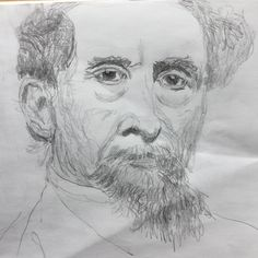 Charles Dickens My Drawings, Sketches, Ink, Drawings, India Ink, Doodles, Sketchbook Drawings, Sketch, Sketching