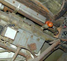 Horten Ho 229 cockpit mockup: October 2008