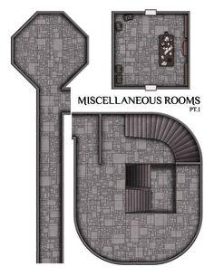 Venatus Maps Fantasy Rpg, Home Brewing, Geek Stuff, Maps, Castle, Rooms, Ideas, Geek Things, Bedrooms