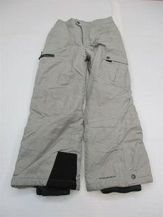 69a935b35e COLUMBIA Pants Youth Size 8 Ski Snow Hiking Waterproof Light Gray #WA6388  #fashion #clothing #shoes #accessories #kidsclothingshoesaccs ...