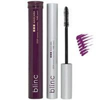 blinc Mascara Purple - My favorite new purple mascara! Tubes your lashes... so cool!