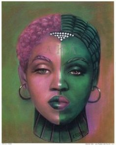 Alpha Kappa Alpha (Open Edition Offset) by Laurie Cooper
