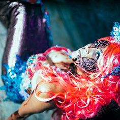 Hire our nautical event entertainers for many events across London and the UK. Our mermaids for hire wear custom made costumes and great makeup. Creepy, London, Halloween Themes, Under The Sea, Seaside, Mermaid, Ocean, Entertaining, Pictures