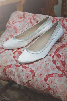 Brenda, Bridal Shoes -  Bruidsschoenen - Brautschuhe