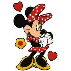 Minnie mouse  es la ratoncita más famosa de disney , aqui minnie mouse en dibujos para imprimir  está bella,coqueta, presumida y simpática.....