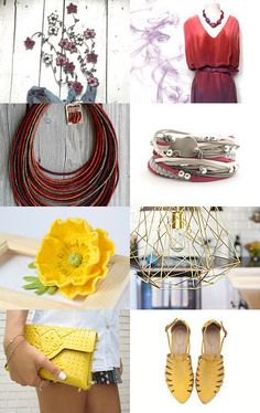 2015 Spring Trends by Jen Stilley on Etsy--Pinned with TreasuryPin.com