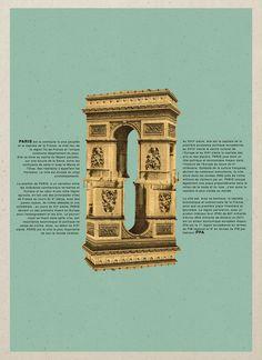 Souvenirs de Paris - Clara Richard