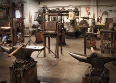 Lost Artisan: blacksmithing