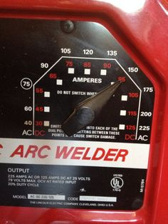 A guide to the arc welding process including information on machine set up, polarity, choosing electrodes, and running a bead. Welding Rods, Mig Welding, Welding Table, Metal Welding, Welding Art, Welding Aluminum, Welding Design, Welding Videos, Welded Metal Projects