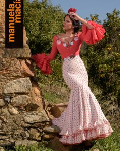 Spanish Dress, Flamenco Dancers, Spanish Fashion, Trumpet Skirt, Sewing Clothes, Ideias Fashion, Cashmere, Formal Dresses, Lady