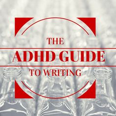 "7 Steps from the ADHD Guide to Writing - 1"" Take 3 steps back. Ask yourself a few questions first. 2) Outline. This is non-negotiable. 3) Small goals. Small steps. Big results... """