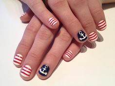 doing this on my nails now! score.