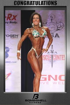 2015 IFBB PITTSBURGH PRO MASTERS CHAMPIONSHIPS  Bombshell Nancy Bowlin IFBB Figure 5th Place Over 45