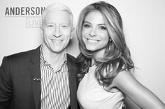 'Anderson Live' Photo Booth Gallery - Anderson Cooper Photo Gallery