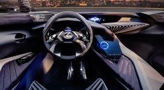 Lexus UX Concept, se desvela el futurista interior de este prototipo # El Lexus UX Concept es la principal novedad de la marca japonesa en el Salón de París. Hace poco pudimos ver la primera imagen de la zaga y ahora nos muestran su interior. Su condición ... »
